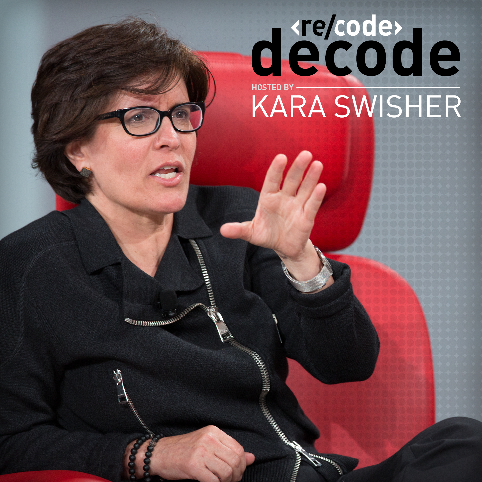 Re/code Decode, hosted by Kara Swisher