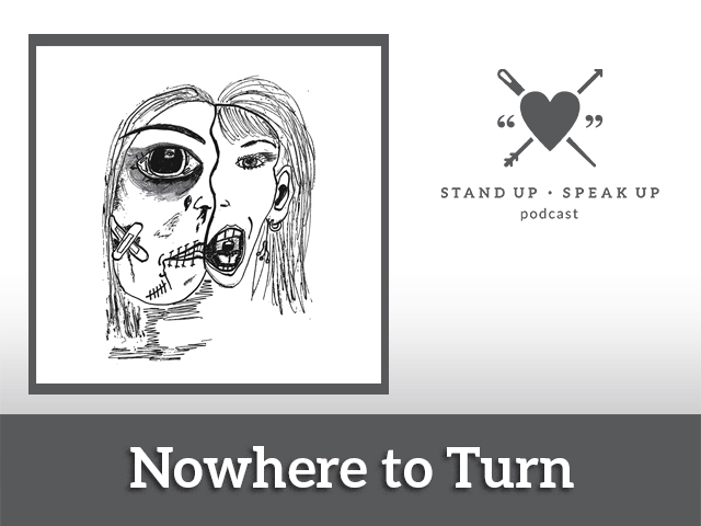 Episode 49:  Nowhere to Turn