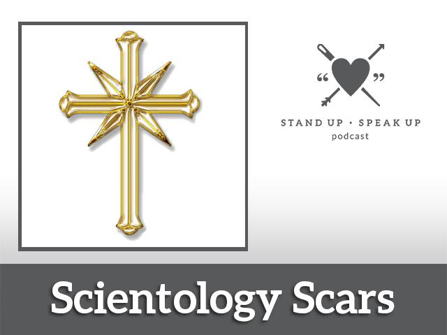 Episode 48:  Scientology Scars