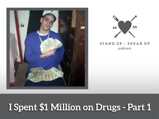 Episode 45: I Spent $1 Million on Drugs - The Devin Price Story Part 1