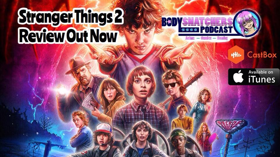 Stranger Things 2 Discussion