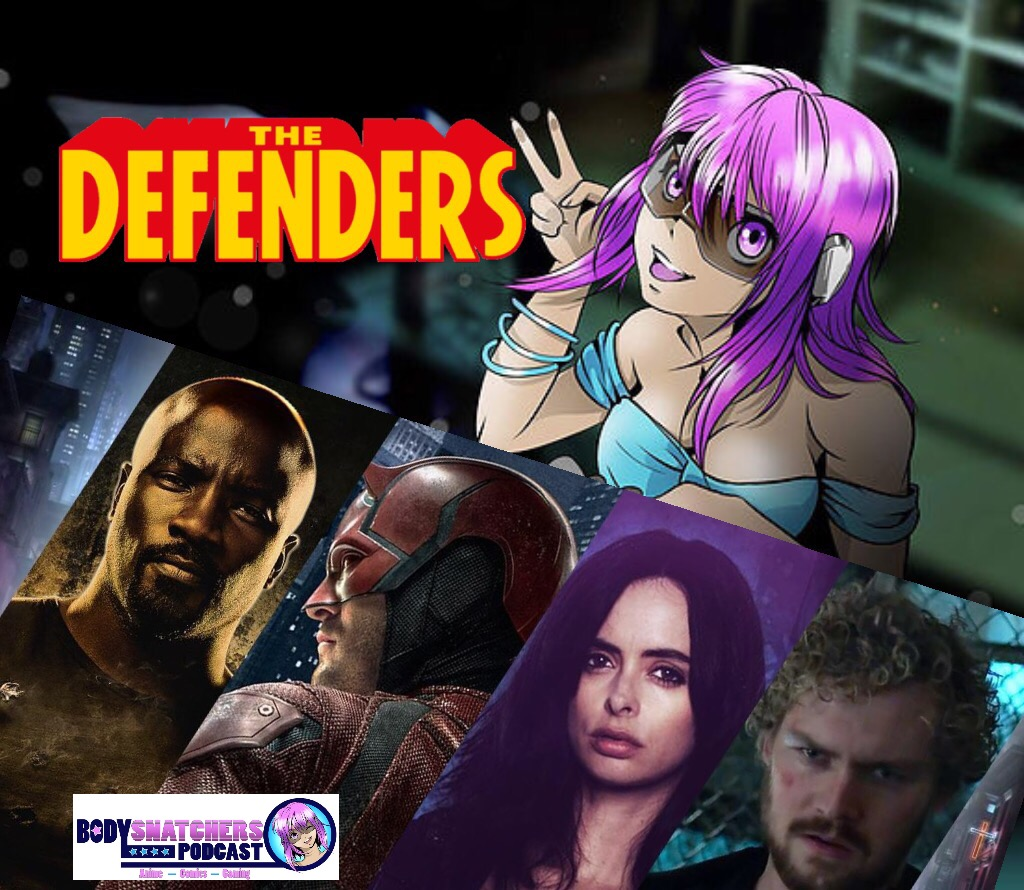 Defenders Review, Dare Devil, Luke Cage, Jessica Jones and Iron Fist !