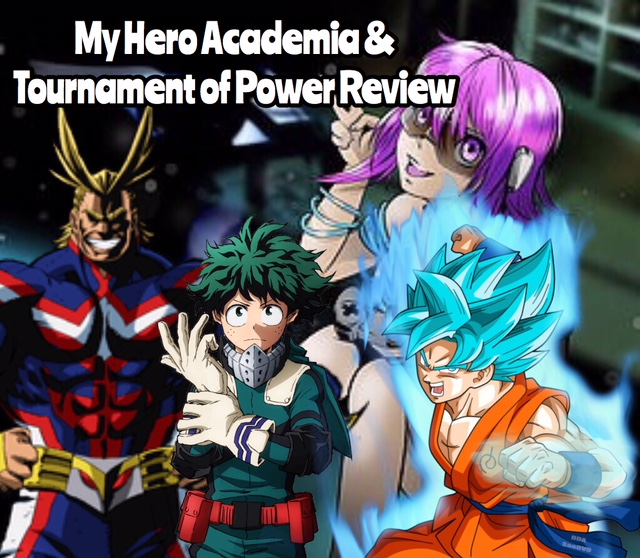 My Hero Academia Review, Go Beyond Plus Ultra! Dragon Ball Super Updates!