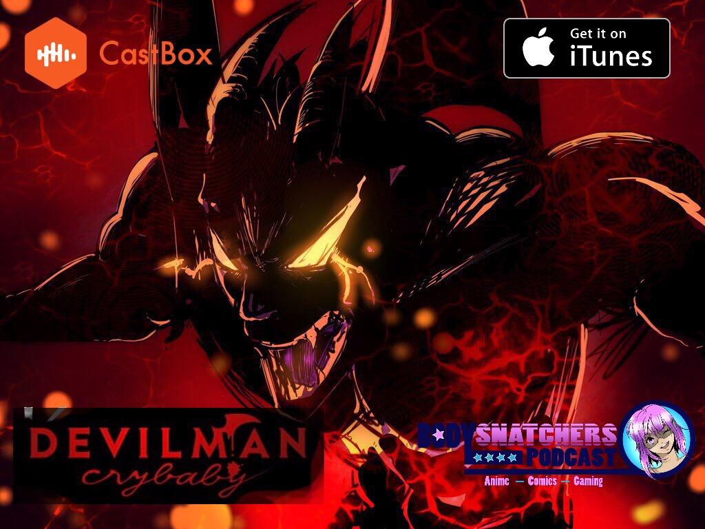 Devil Man Crybaby: A Netflix Original