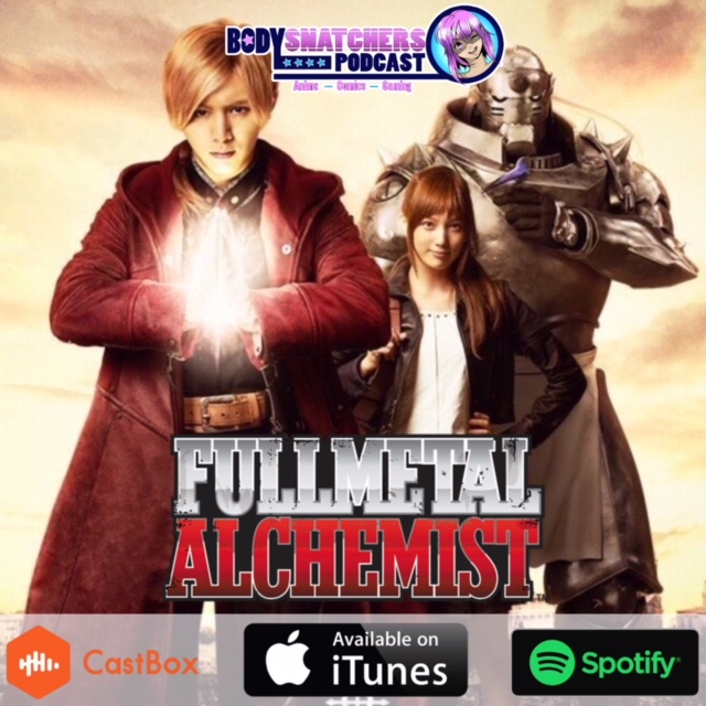 Full Metal Alchemist Live Action
