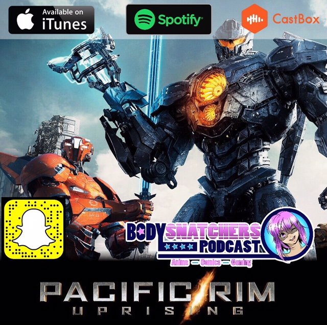 Pacific Rim Uprising Discussion