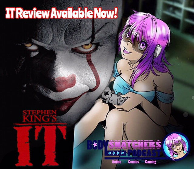 "Stephen Kings "" IT "" and Destiny 2 Review"