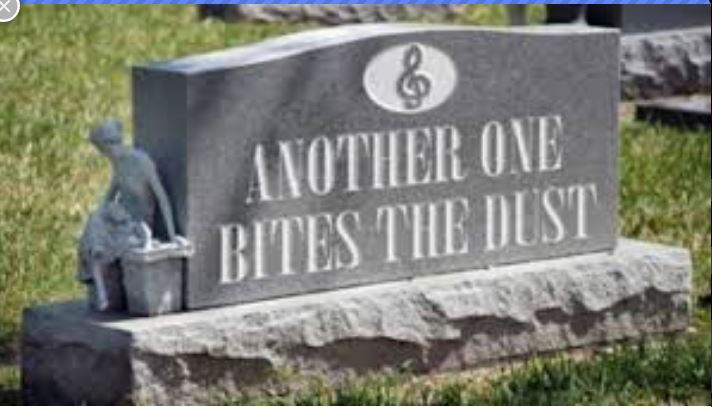 The Top 5 Hard Rock and Metal Songs To Play A Your Funeral