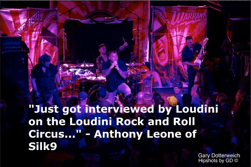 Thriving in the Dirty Business of Rock and Roll with Anthony Leone of Silk9