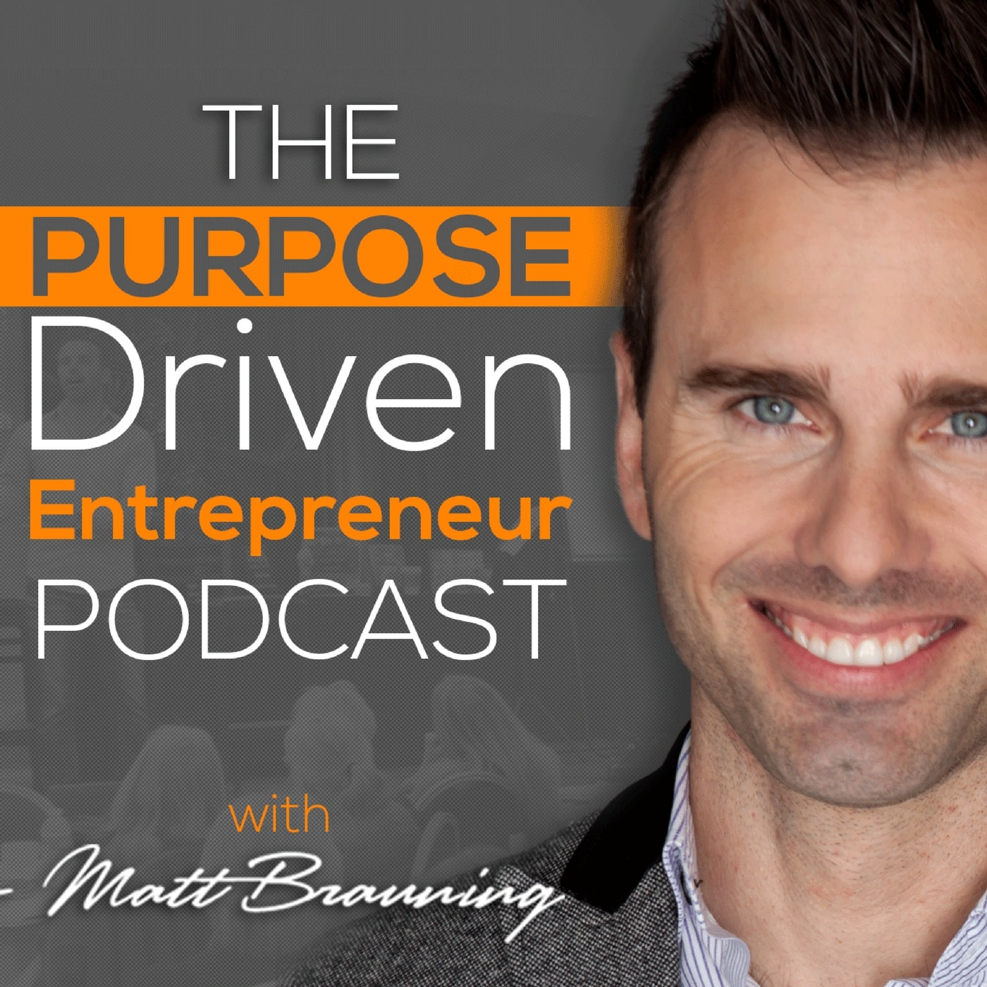 The purpose driven entrepreneur with matt brauning ep 23 interview with bob donnell human behaviorist and professional development expert malvernweather Image collections
