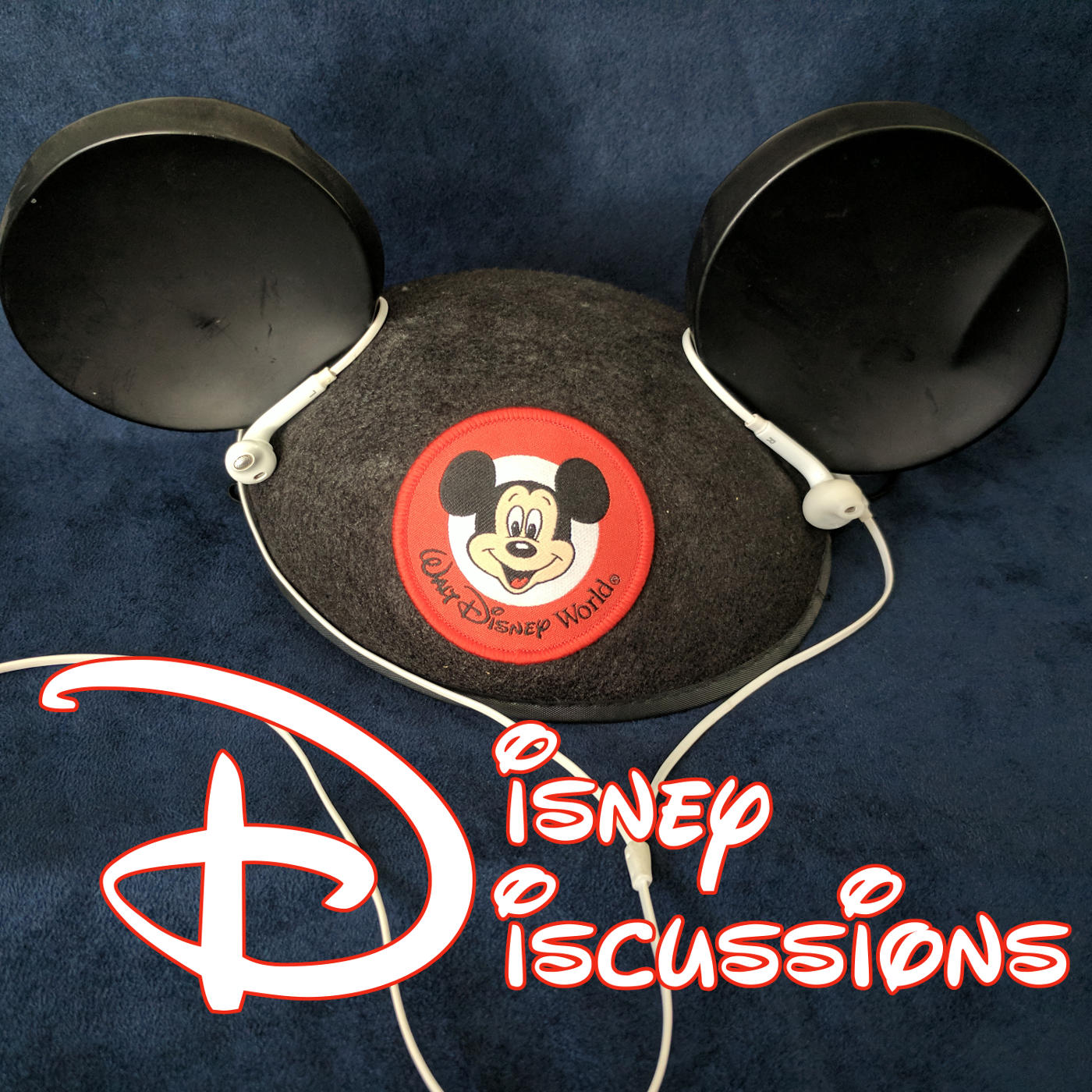 Disney Discussions Podcast - A weekly Disney podcast with a father and his 2 boys.