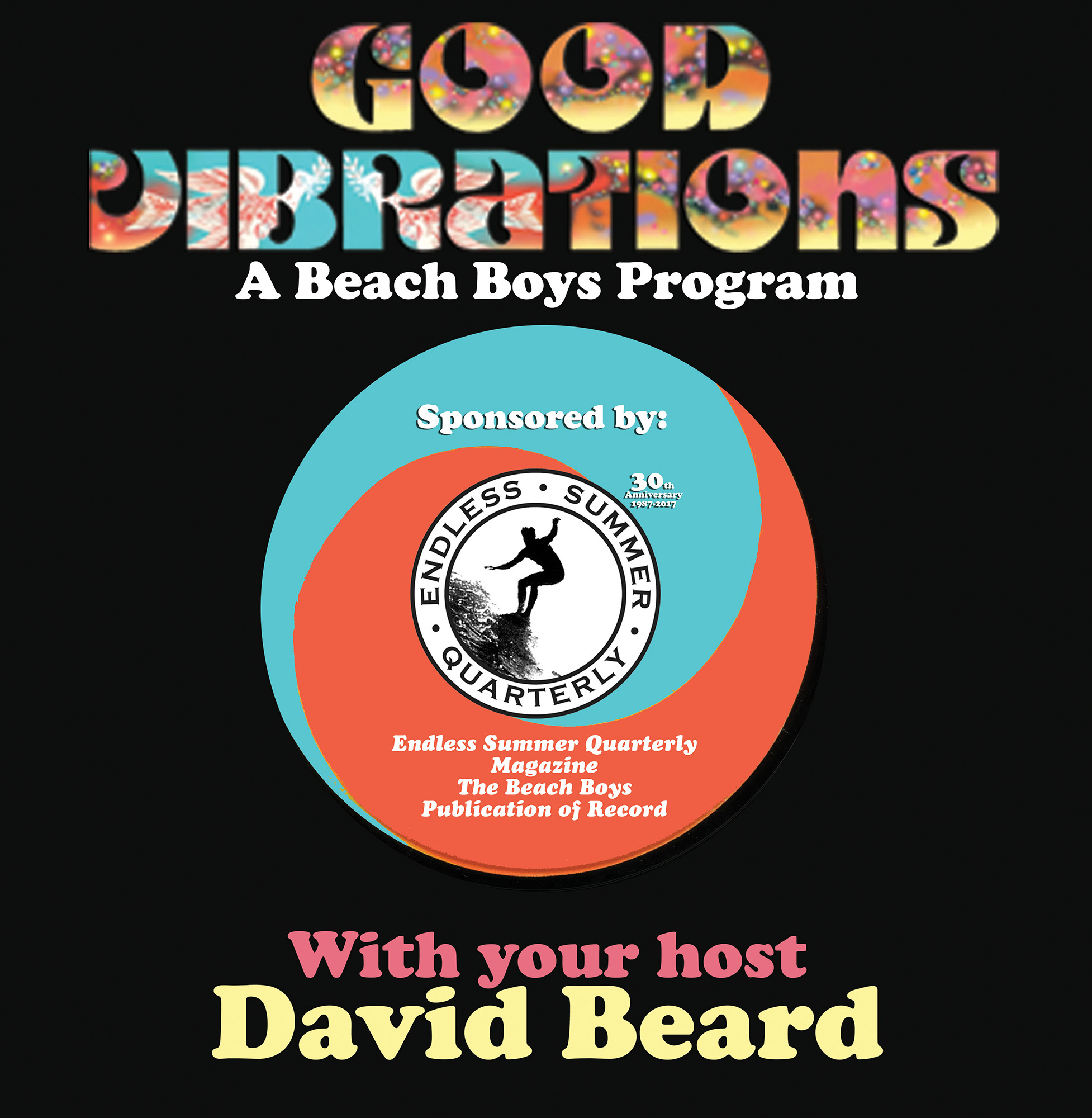 Good Vibrations A Beach Boys Music Program