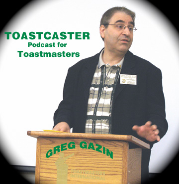 Toastcaster Speakcast for Toastmasters