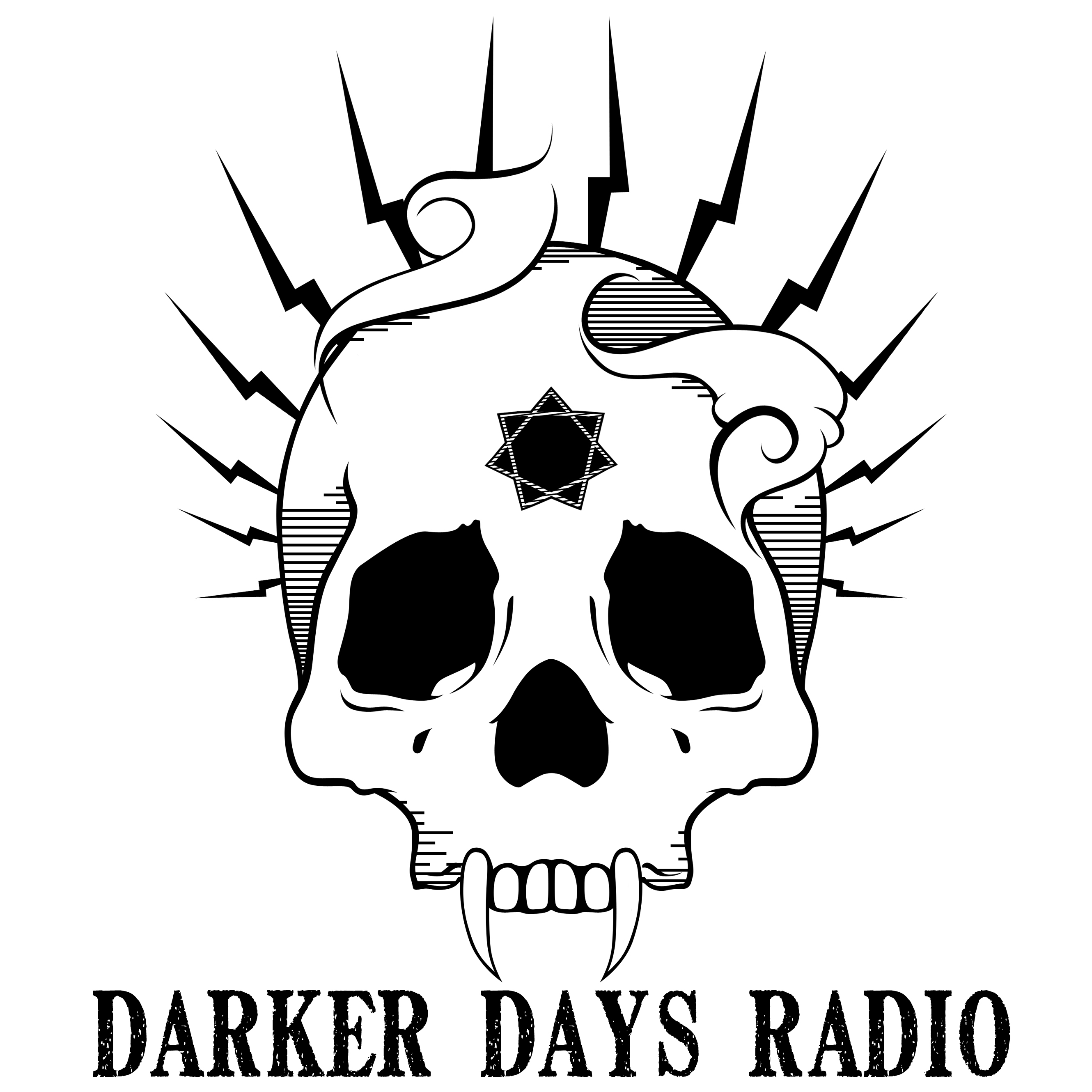 Darker Days Podcast logo