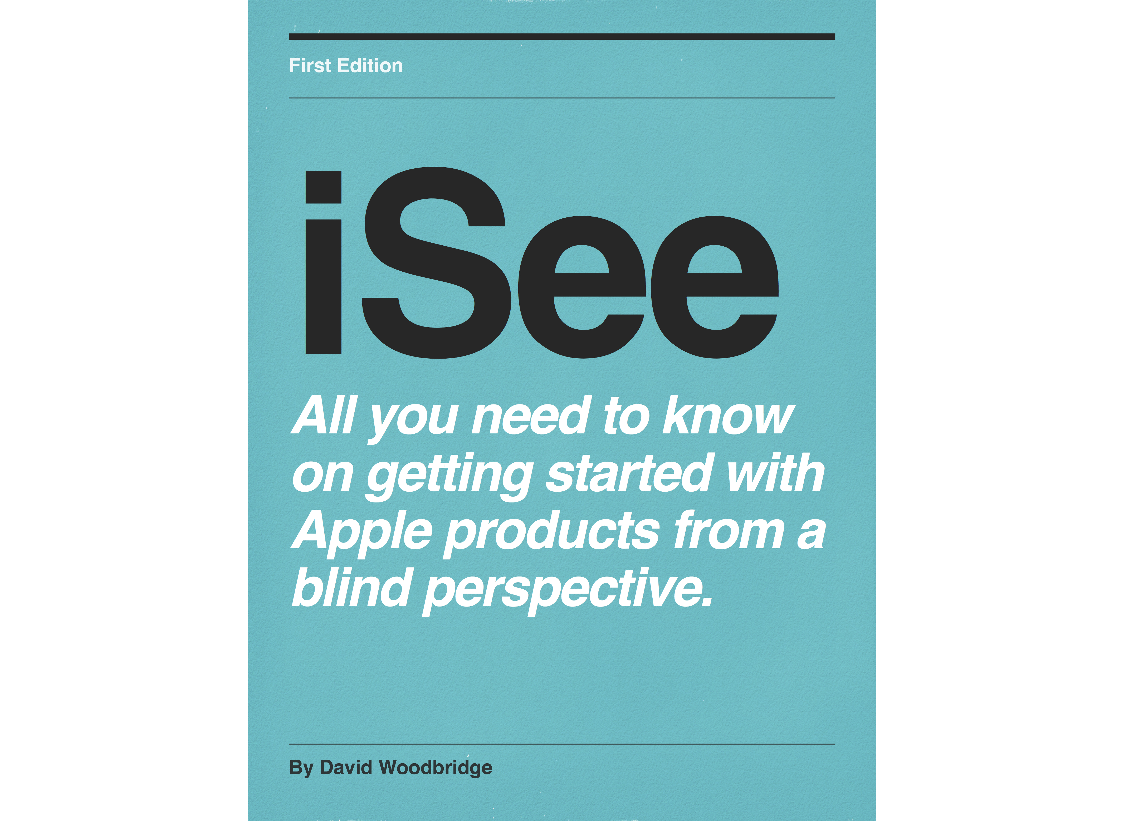 iSee - Using various technologies from a blind persons perspective.