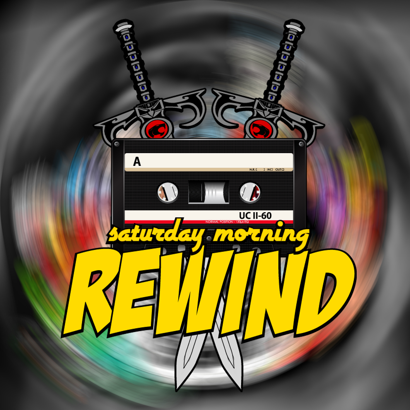 Saturday Morning Rewind: Cartoon Podcast