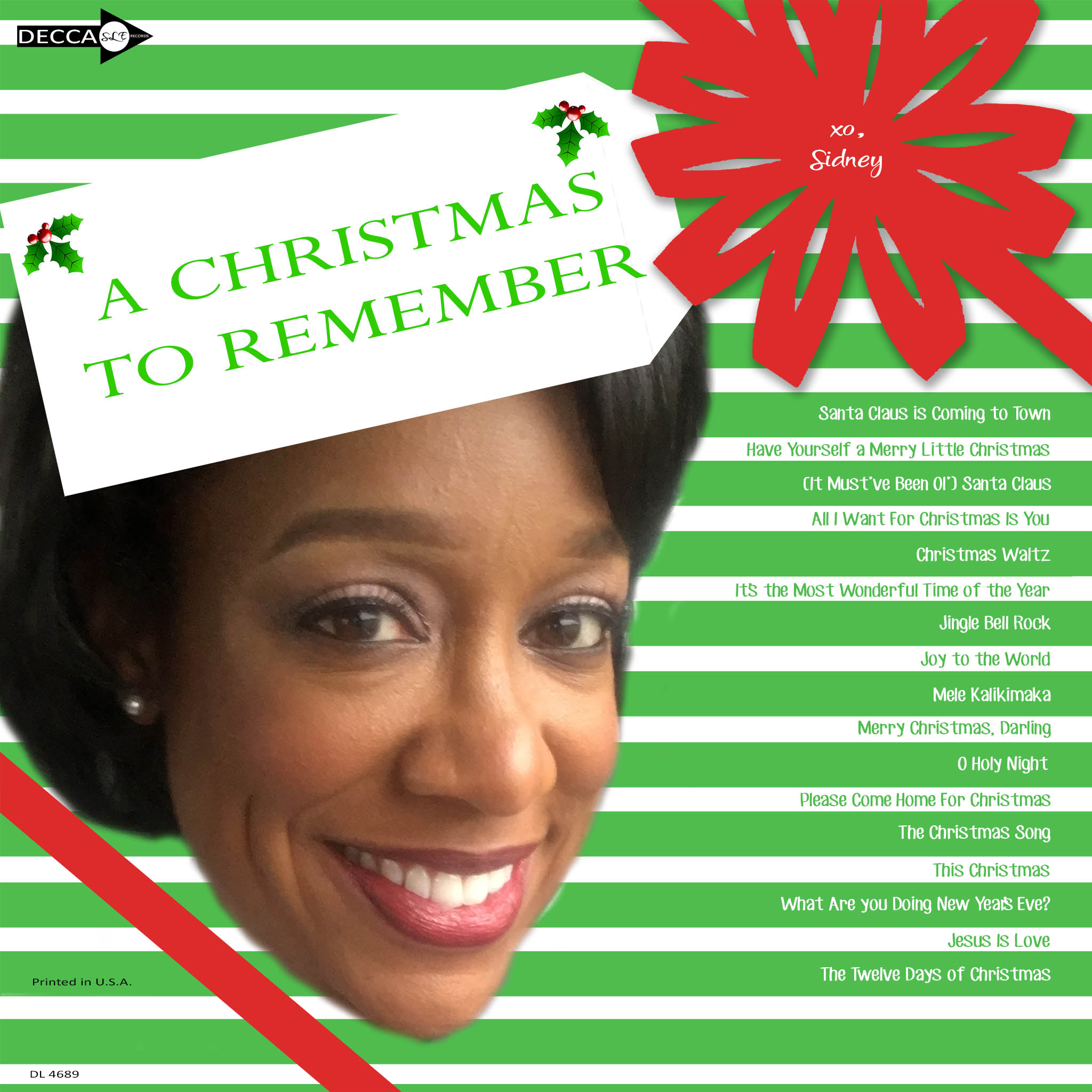 A Christmas to Remember Track Please e Home for Christmas