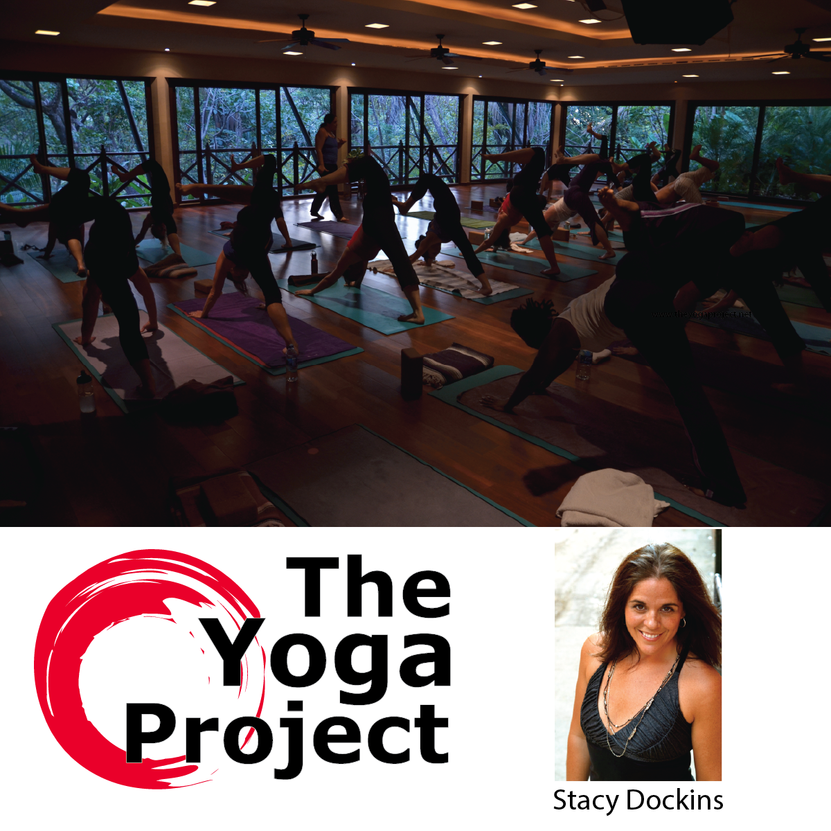 Stacy Dockins - Live Yoga Classes