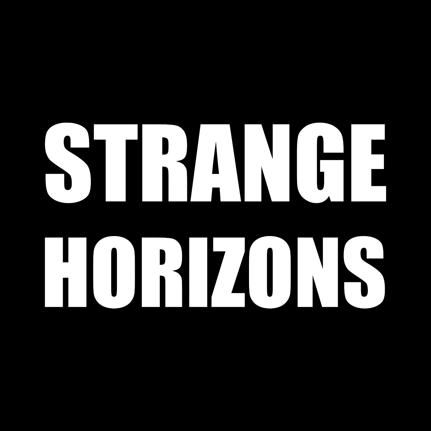 Strange Horizons