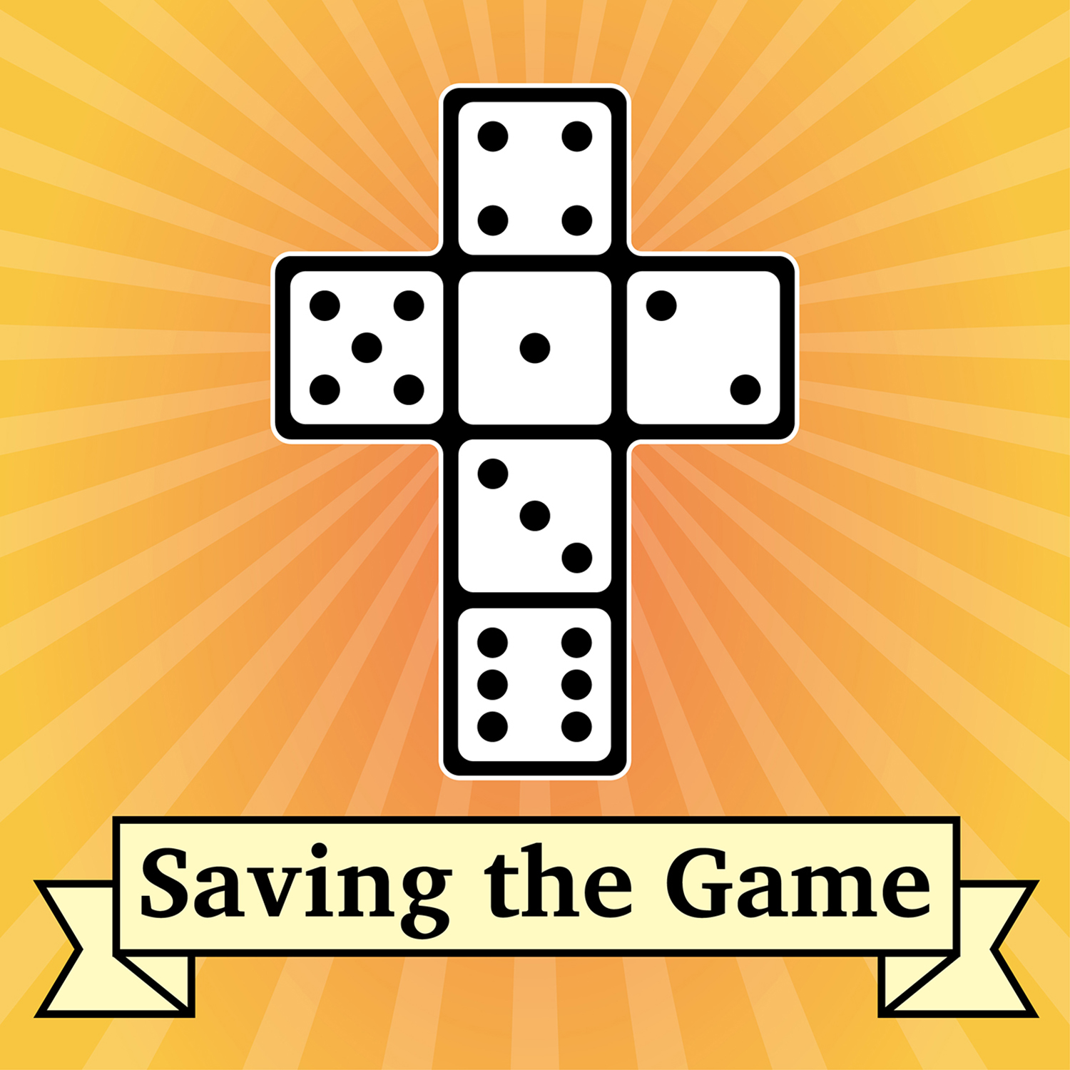 Saving the Game logo