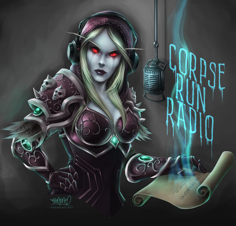 Corpse Run Radio, A World of Warcraft Podcast