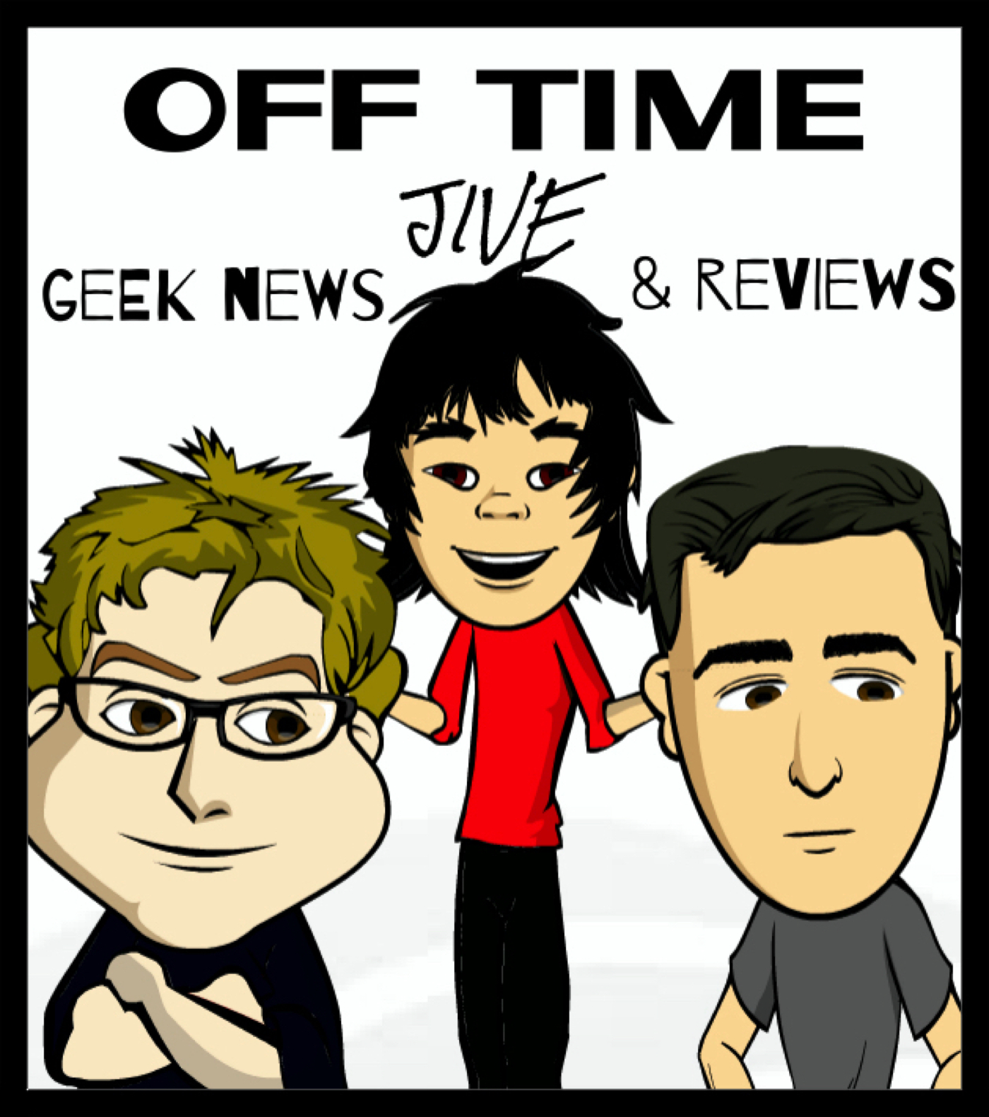 Off Time Jive - Geek News & Reviews