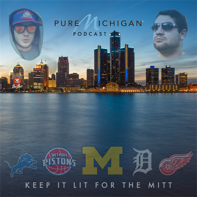 The Pure Michigan Podcast