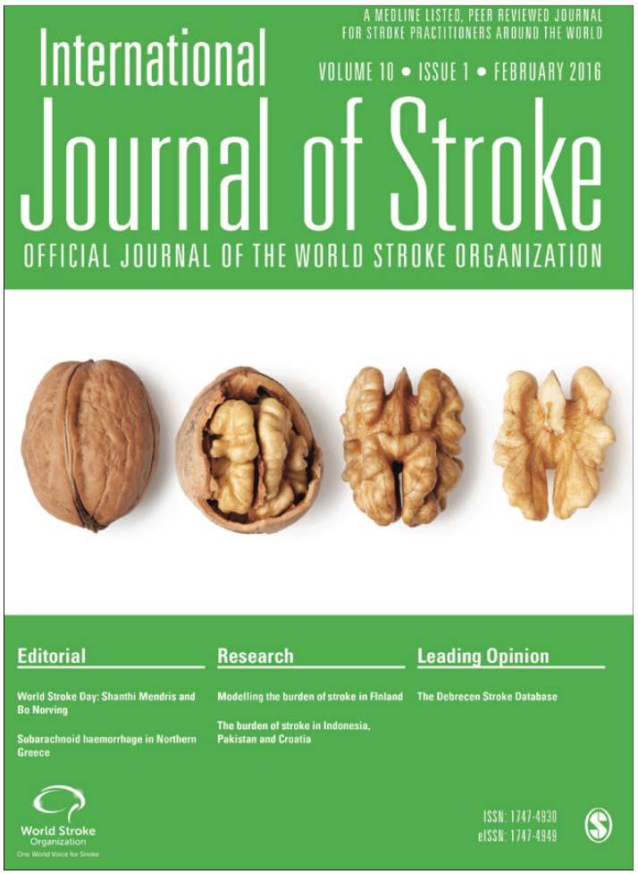 International Journal of Stroke: Podcast Series