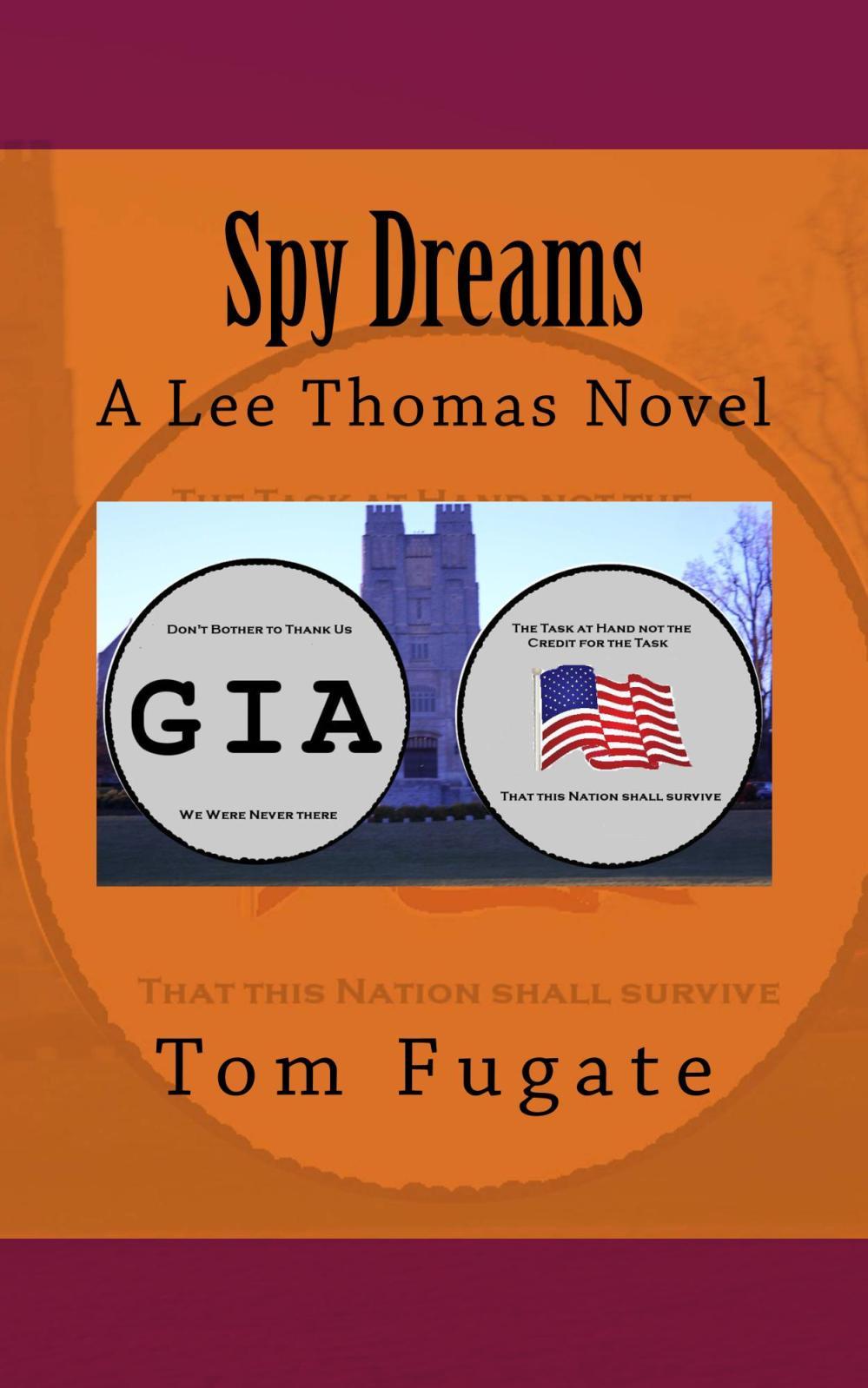 Spy Dreams The books