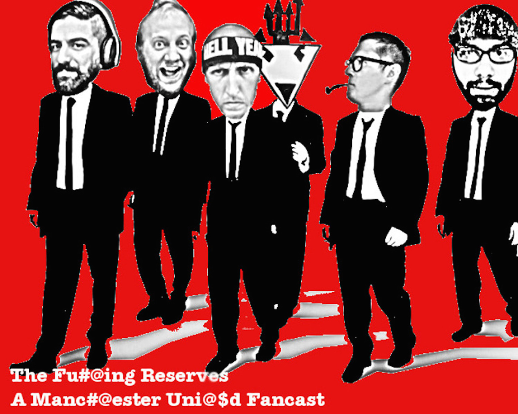 The Reserves Podcast - A Manchester United Football Podcast