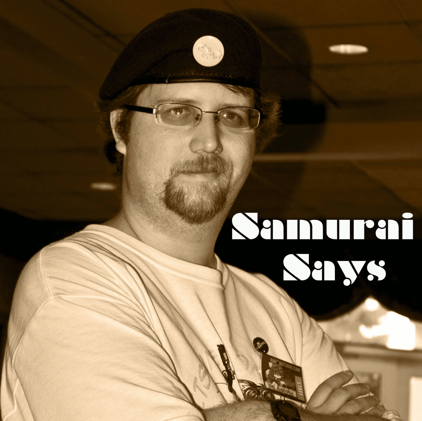 Samurai Says!