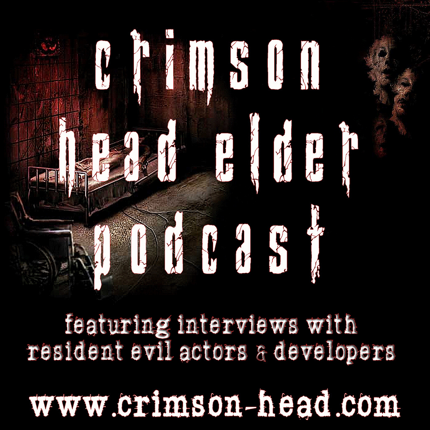 Crimson Head Elder Resident Evil podcast