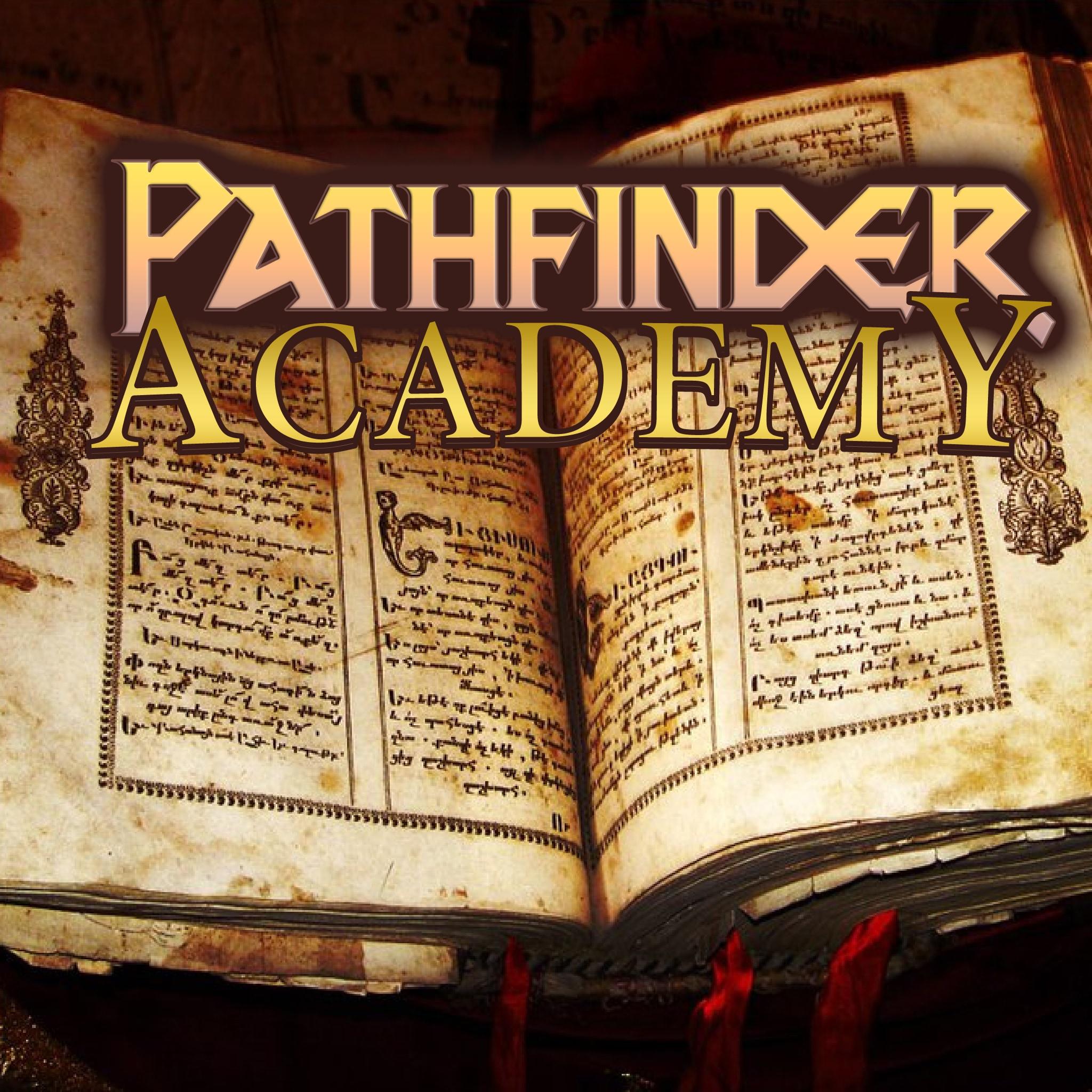 Pathfinder Academy logo