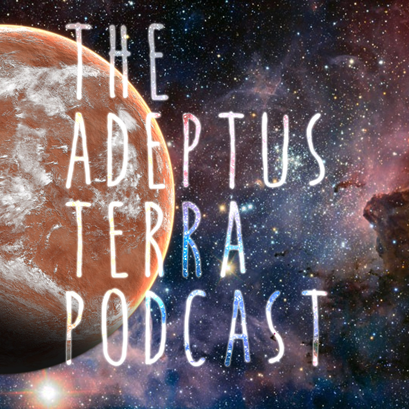The Adeptus Terra Podcast