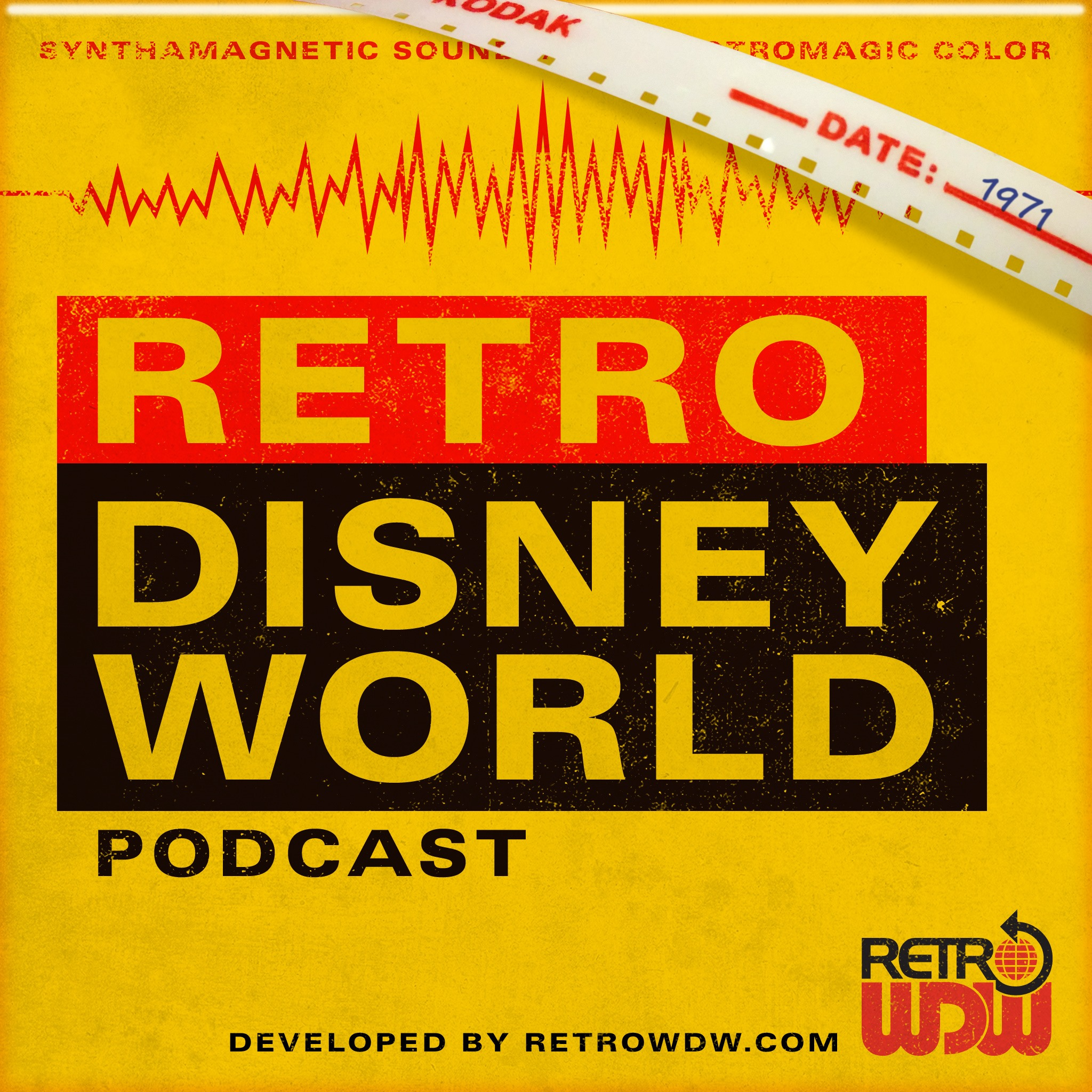 Retro Disney World Podcast