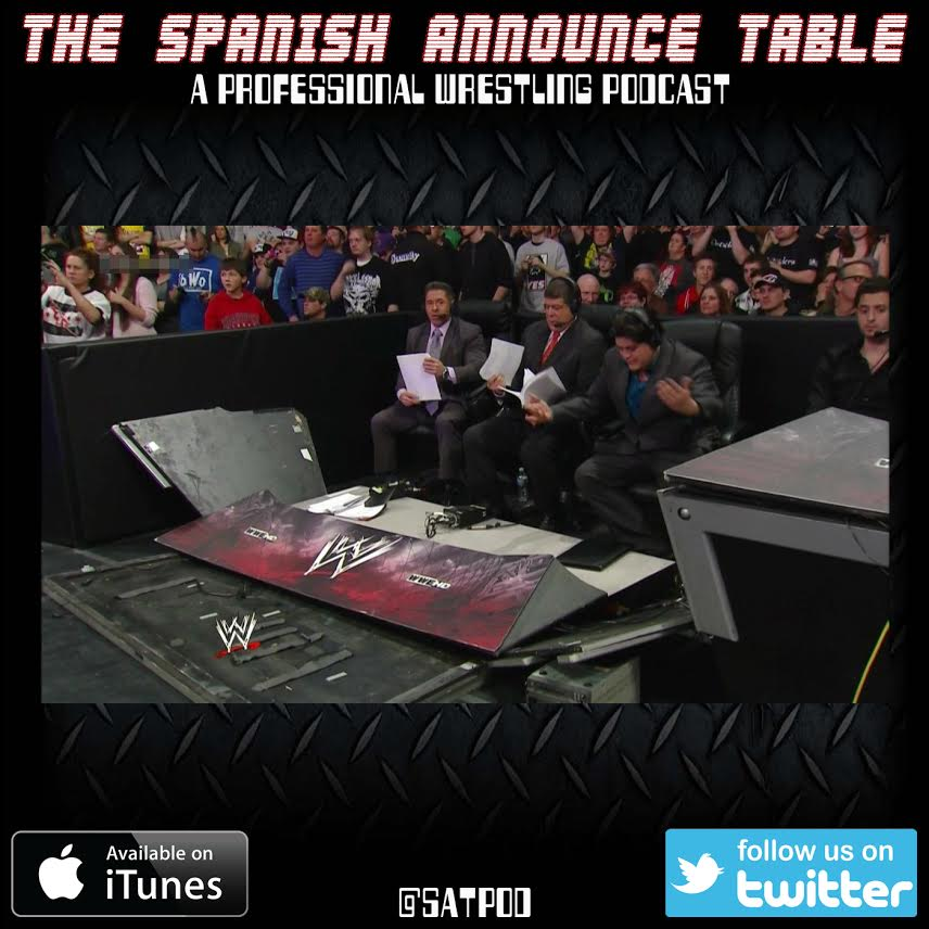 Spanish Announce Table Podcast