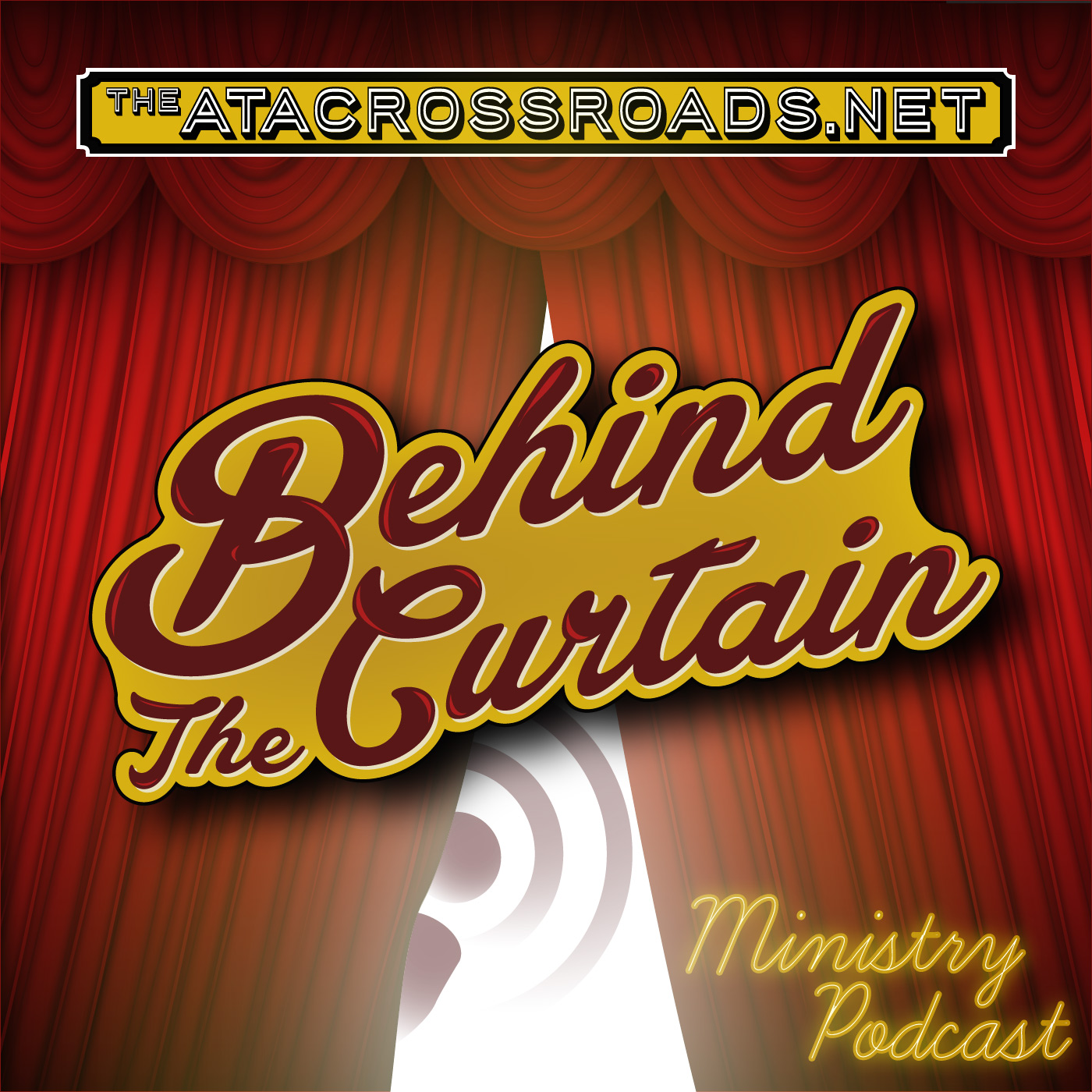 Behind the Curtain Ministry Podcast with Noah Filipiak
