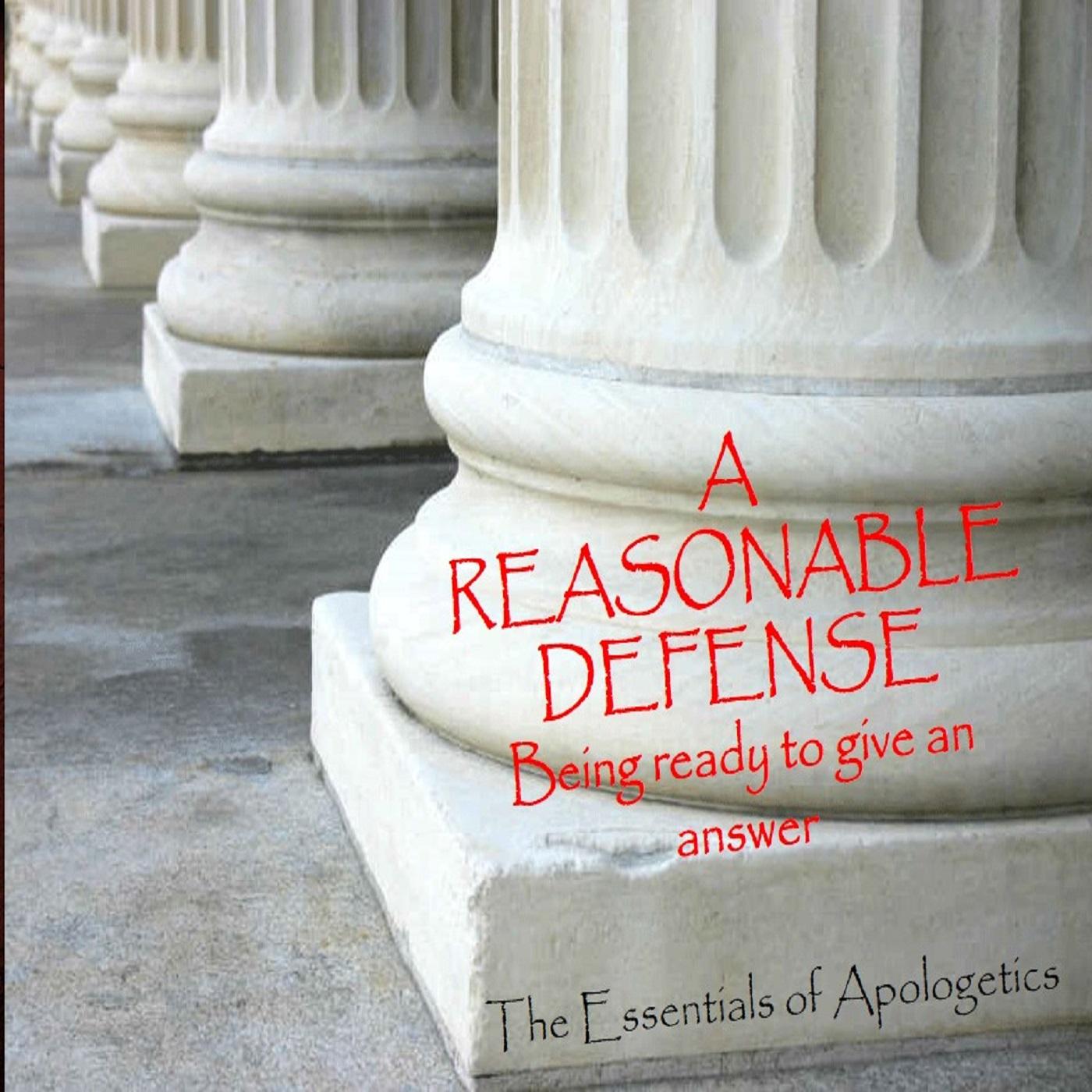 Heartland Baptist Fellowship >> Essentials of Apologetics