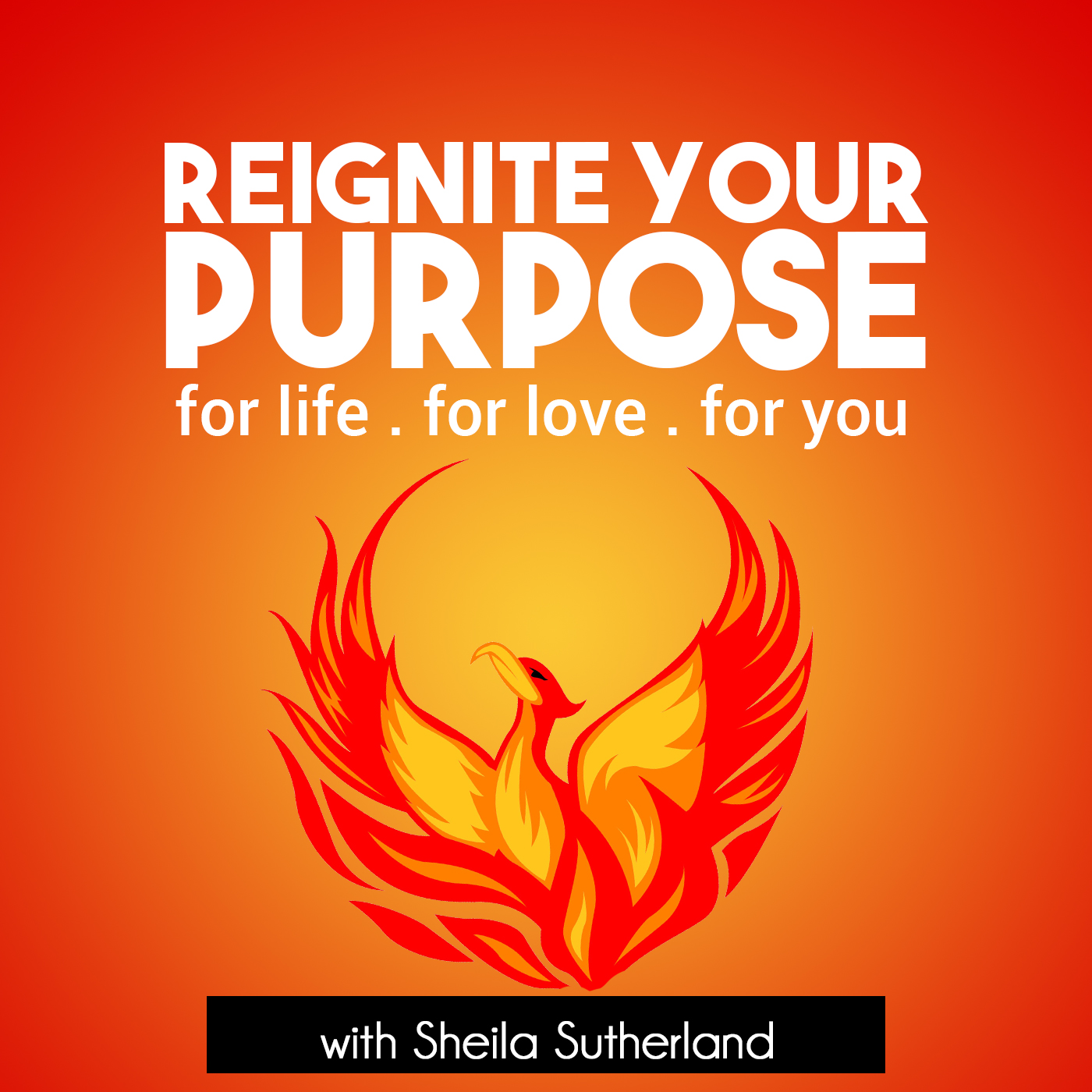 Reignite Your Purpose: Motivation | Inspiration | Law of Attraction | Success with Personal Empowerment Coach Sheila Sutherland