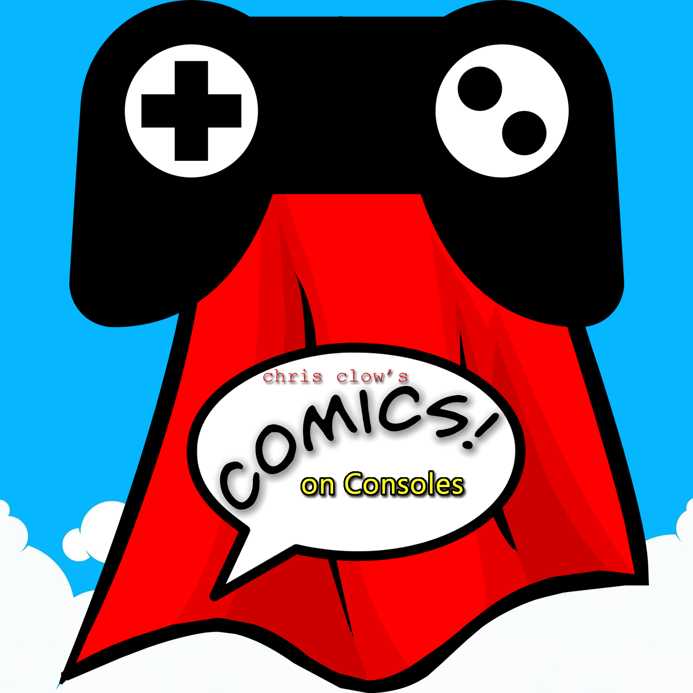 Comics on Consoles