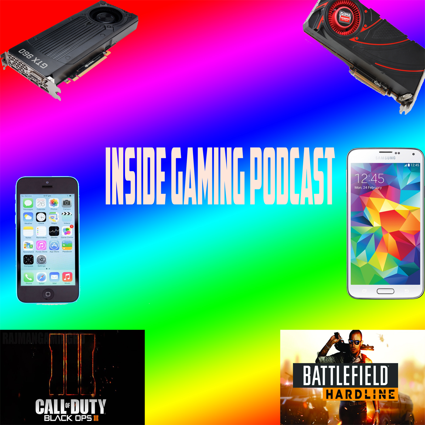 Inside Gaming Podcast!
