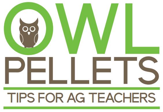 Owl Pellets for Ag Teachers