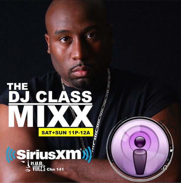 DJ Class Mixx Podcast
