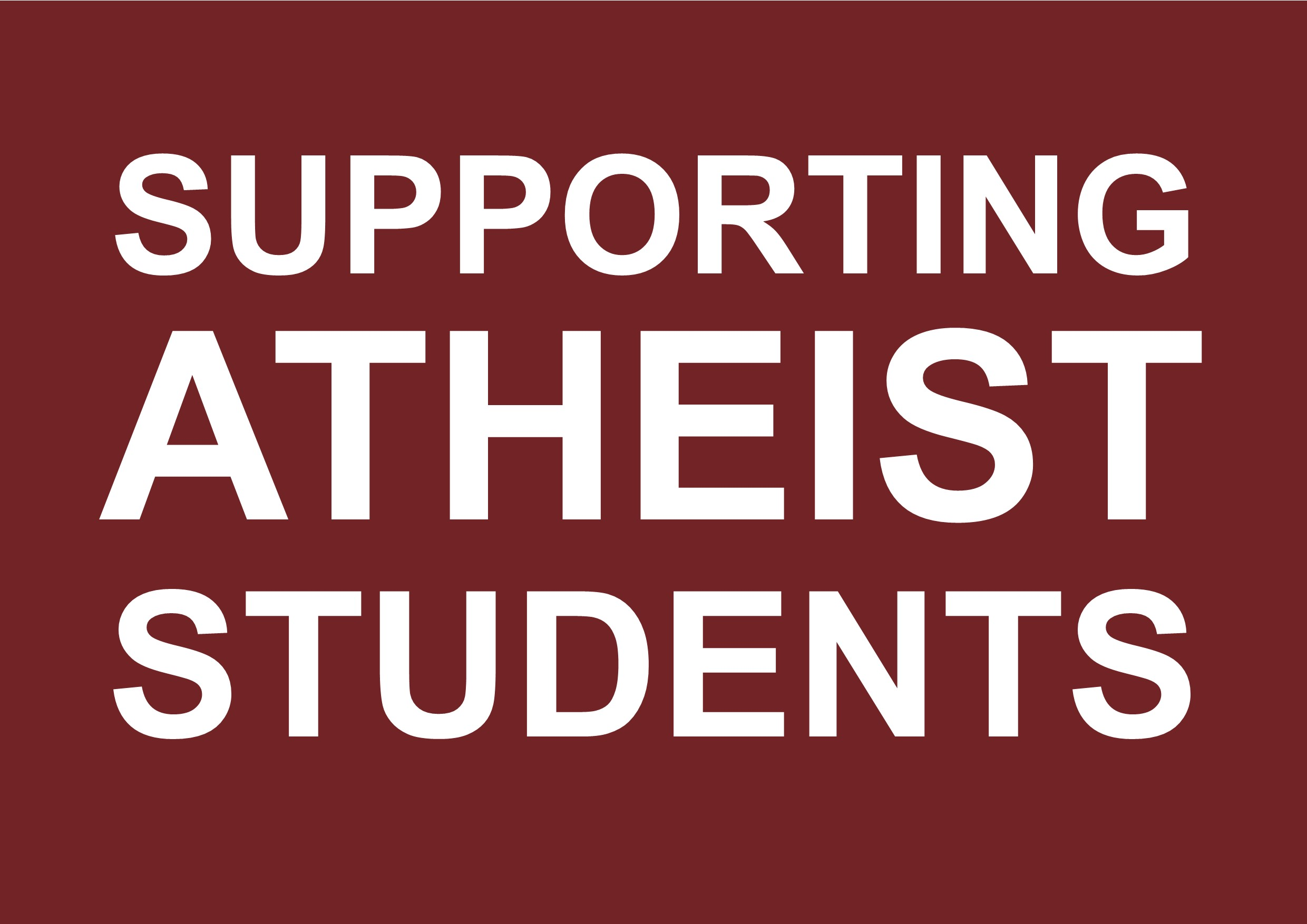Supporting Atheist Students: Voices from Campus