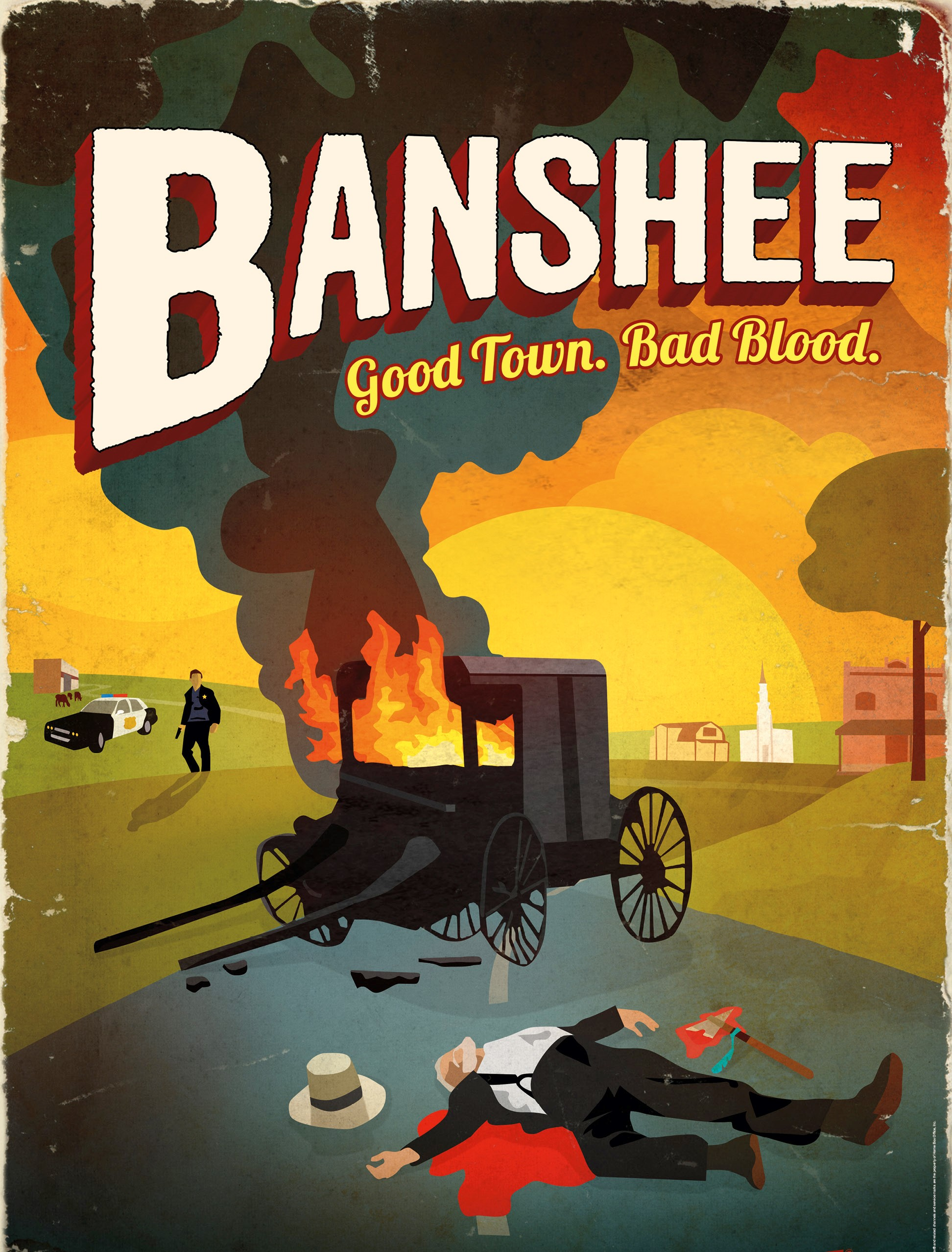 Welcome To Banshee - Banshee Pennsylvania On Us Map