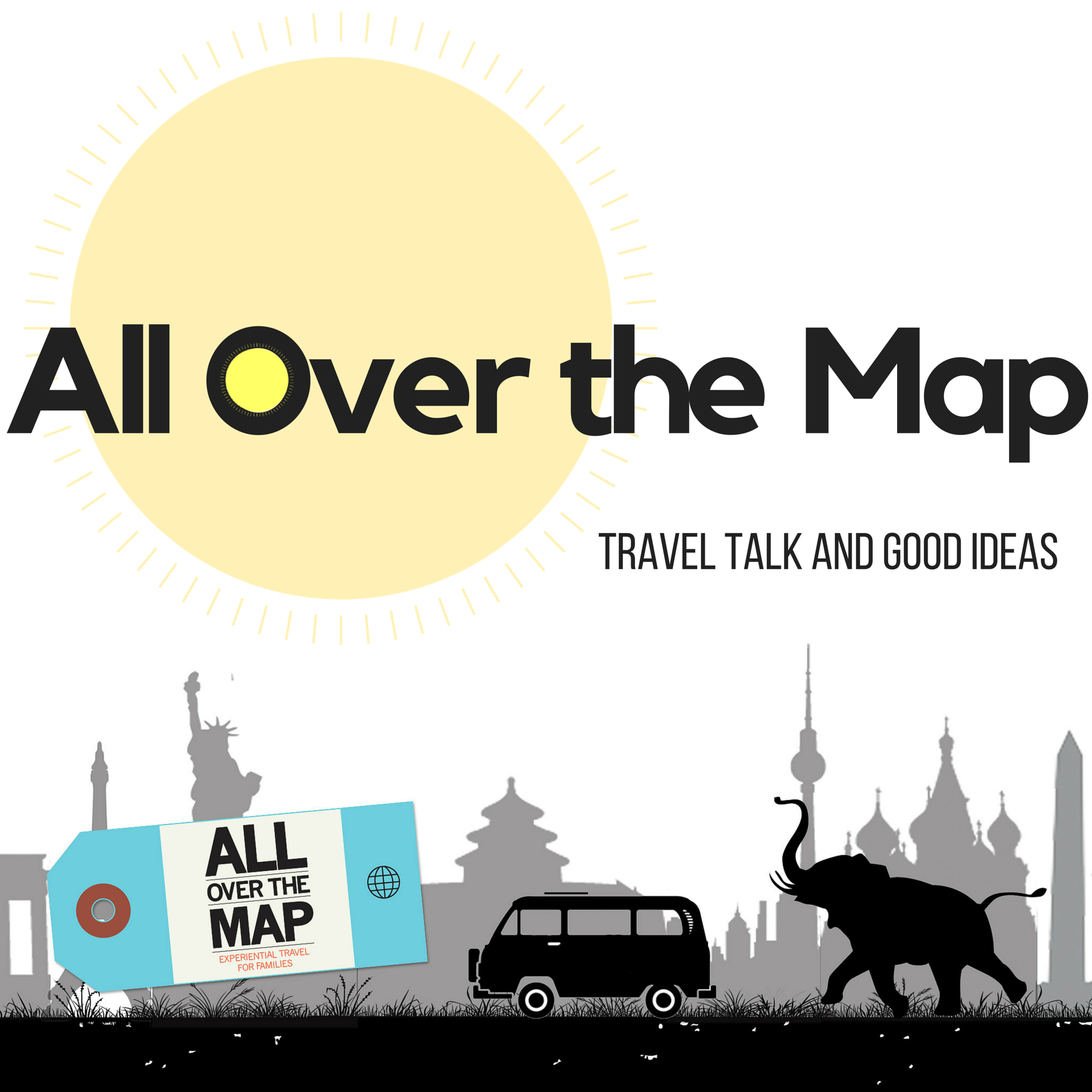 All Over the Map | helping you plan your next adventure