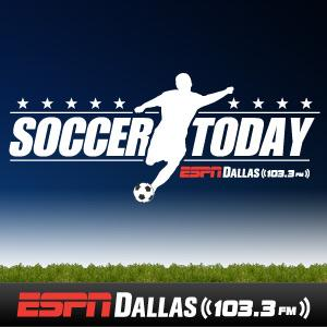 ESPN Dallas: Soccer Today