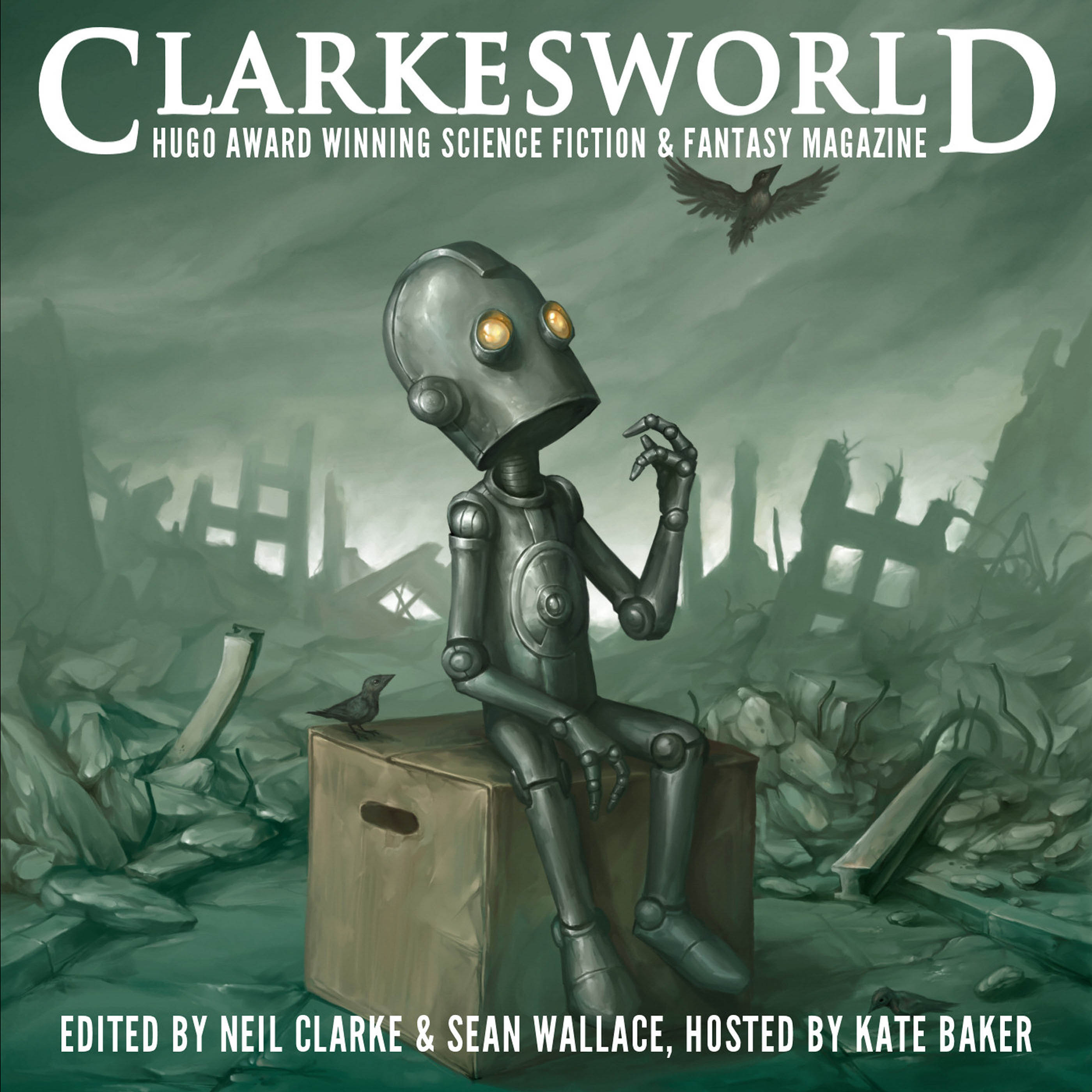 Clarkesworld Magazine - Science Fiction & Fantasy