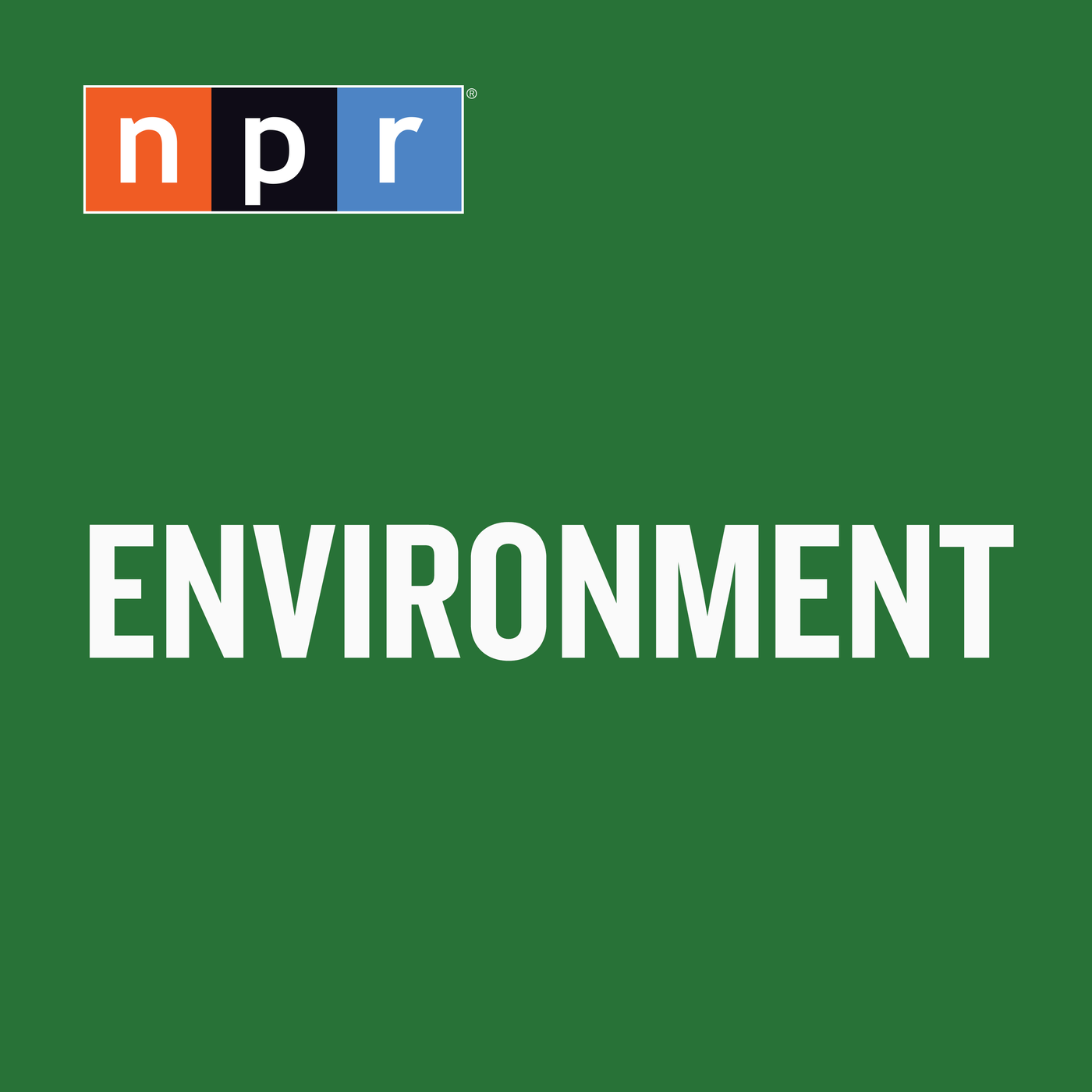 NPR Topics: Environment Podcast