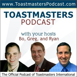 The Toastmasters Podcast